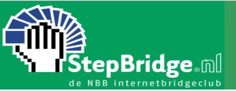 Uitslagen StepBridge